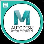 Autodes Maya Certified Professional (ACP)
