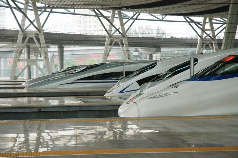 train model comparison