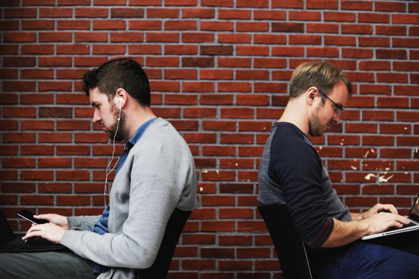 computer sitting ergonomy