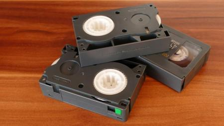 digital video magnetic tape storage